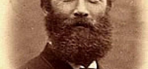 Porträt von Robert Stirling