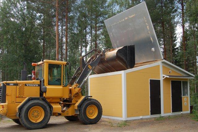 maxicont agricont heizhaus heizzentrale heizcontainer