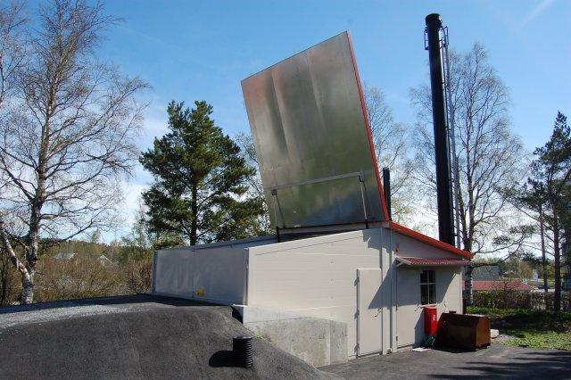 megacont heizhaus heizzentrale heizcontainer